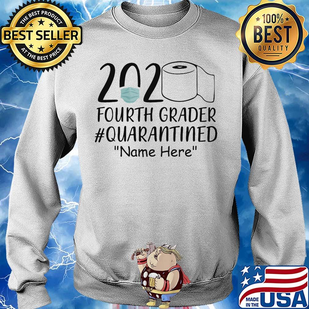 2020 Second Grader Quarantined Name Here Toilet Paper Covid-19 s 12