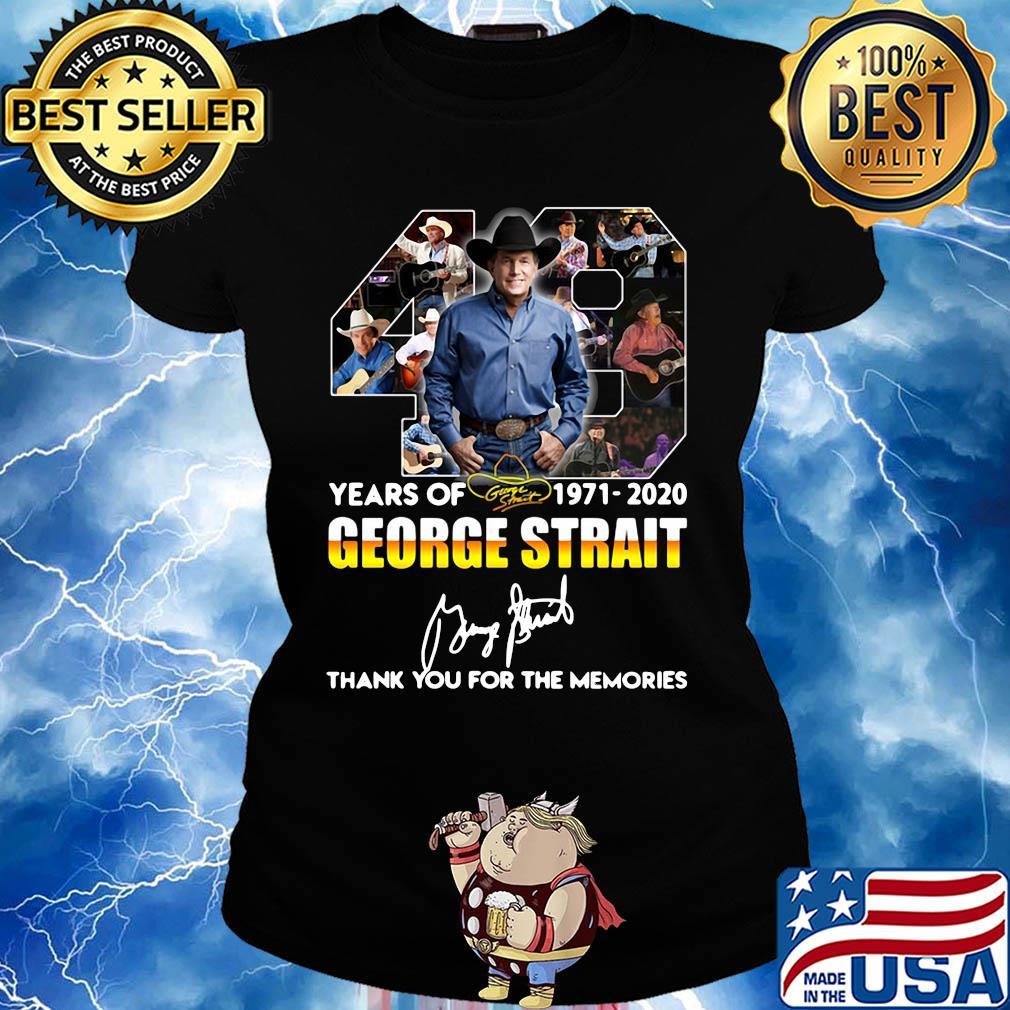 Children Long Sleeve T-Shirt George Strait Shirt 3//4 Sleeve Family Cotton Tee Black