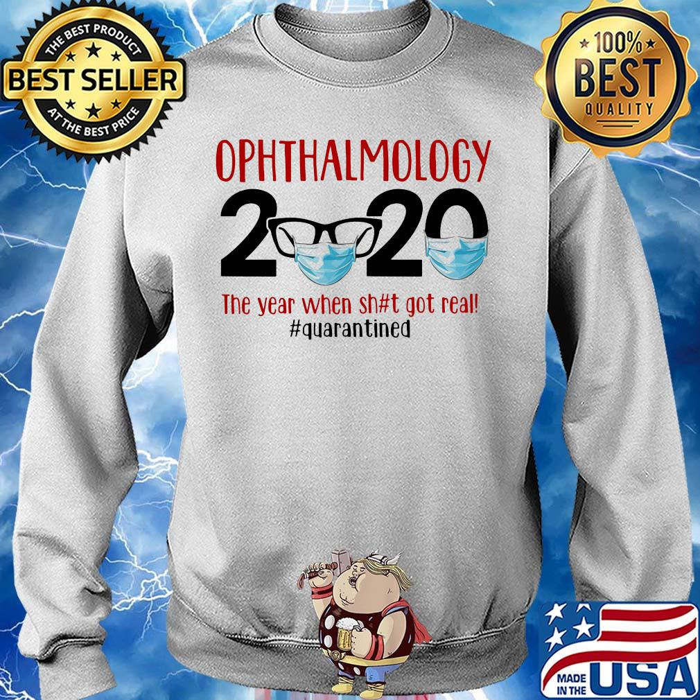 Ophthalmology 2020 The Year When Shit Got Real Quarantined Covid-19 s 12
