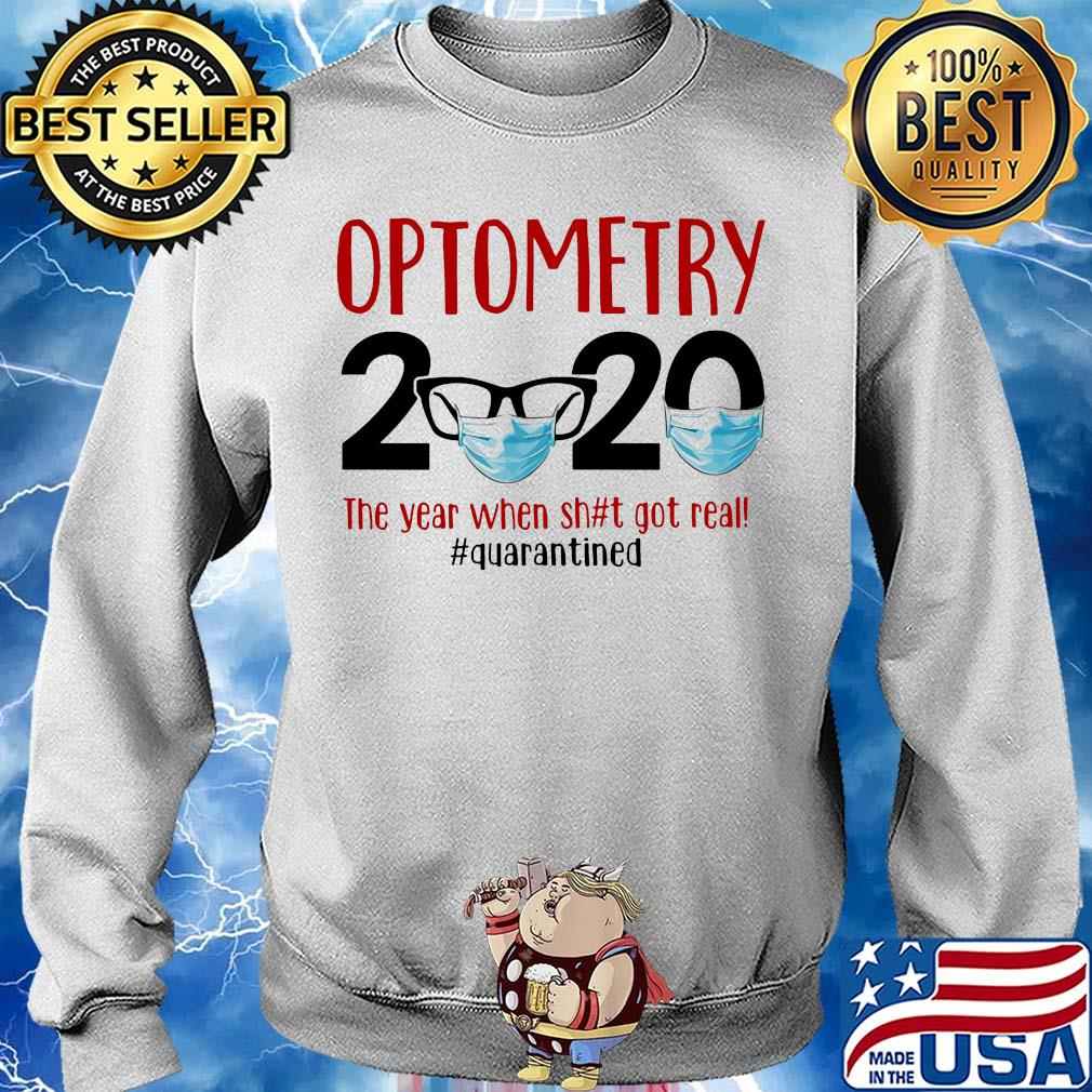Optometry 2020 The Year When Shit Got Real Quarantined Covid-19 s 12