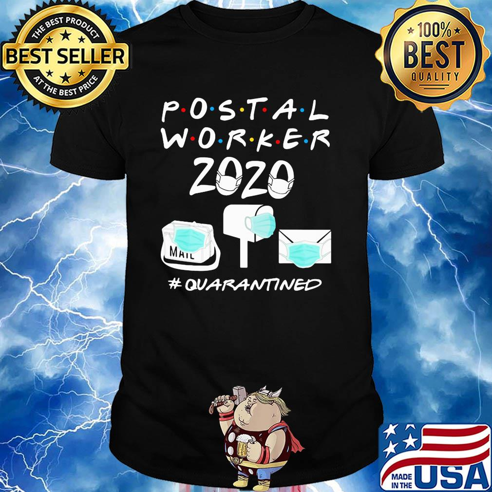 Postal worker 2020 #Quarantined post office s 14