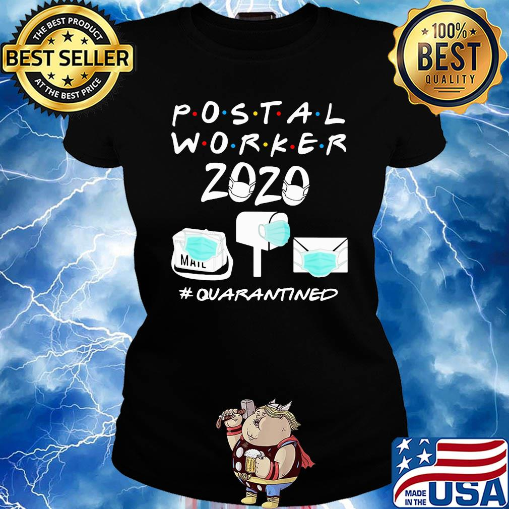 Postal worker 2020 #Quarantined post office s 16