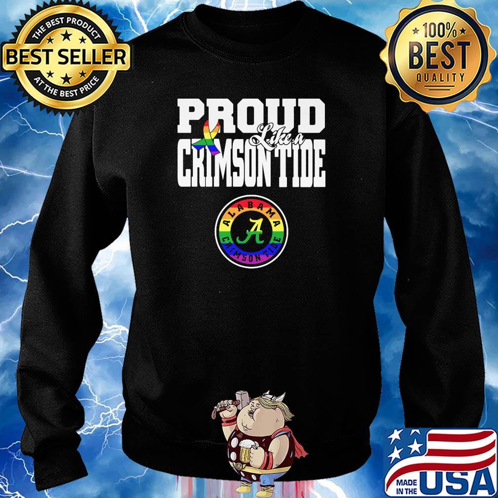 Proud Like A Alabama Crimson Tide Cancer Awareness s 17