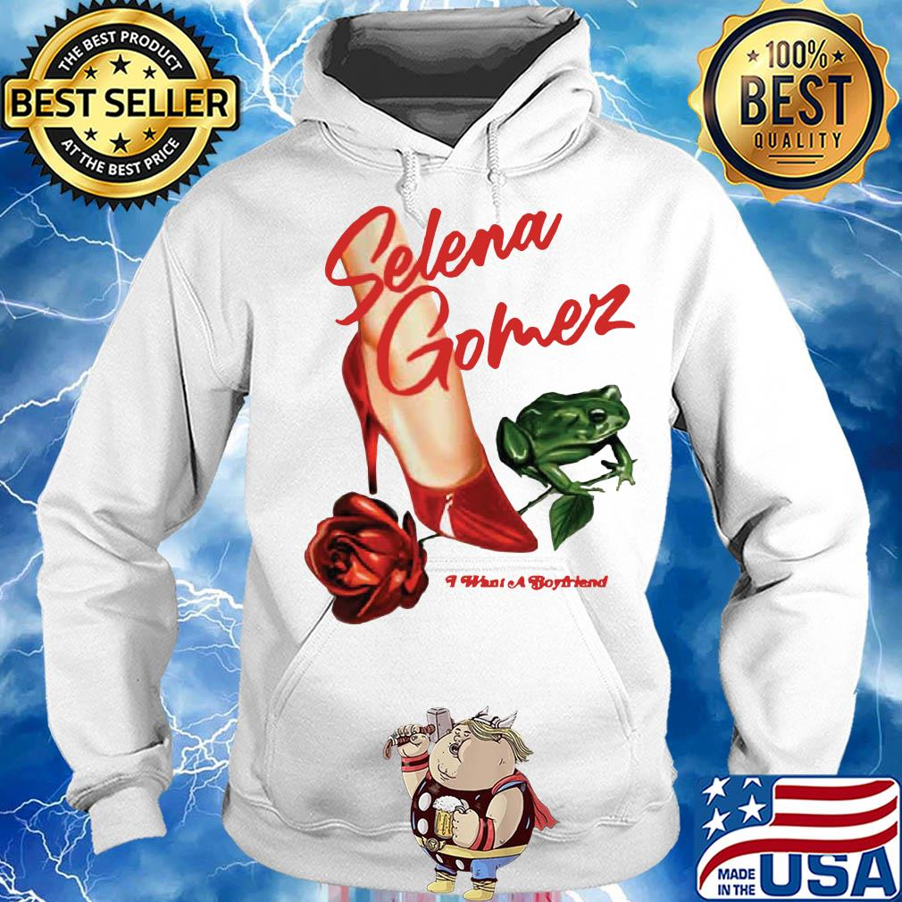 Shoes frog selena gomez what a boyfriend s Hoodie