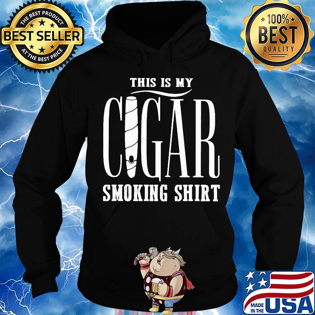Love Cigar Smoking Tee Shirt Sweatshirt Hoodie