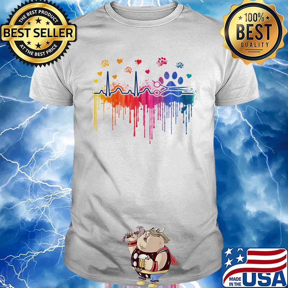 Being A Good Dog Groomer Tee Shirt Hoodie Cool Sweatshirt