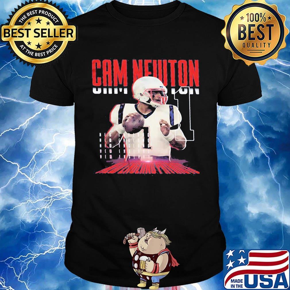 Carolina Panthers Cam Newton Onesie Jersey Shirt Bodysuit