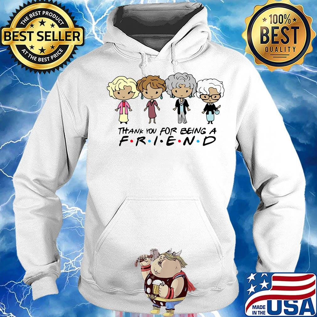 Golden girls chibi thank you for being a friend s Hoodie