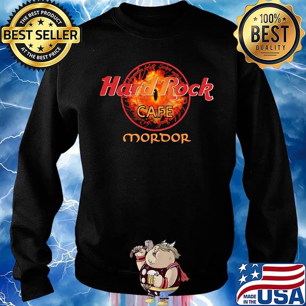 Official Hard Rock cafe Mordor s Sweater
