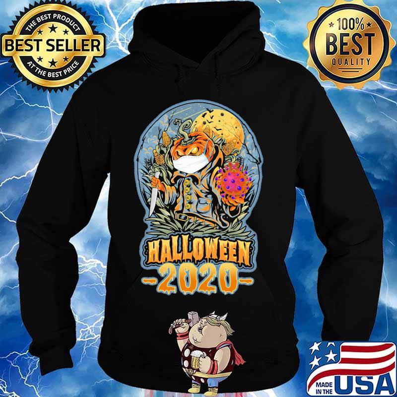 Halloween 2020 Michael Myers Pumpkin Halloween michael myers pumpkin mask 2020 shirt, hoodie, sweater