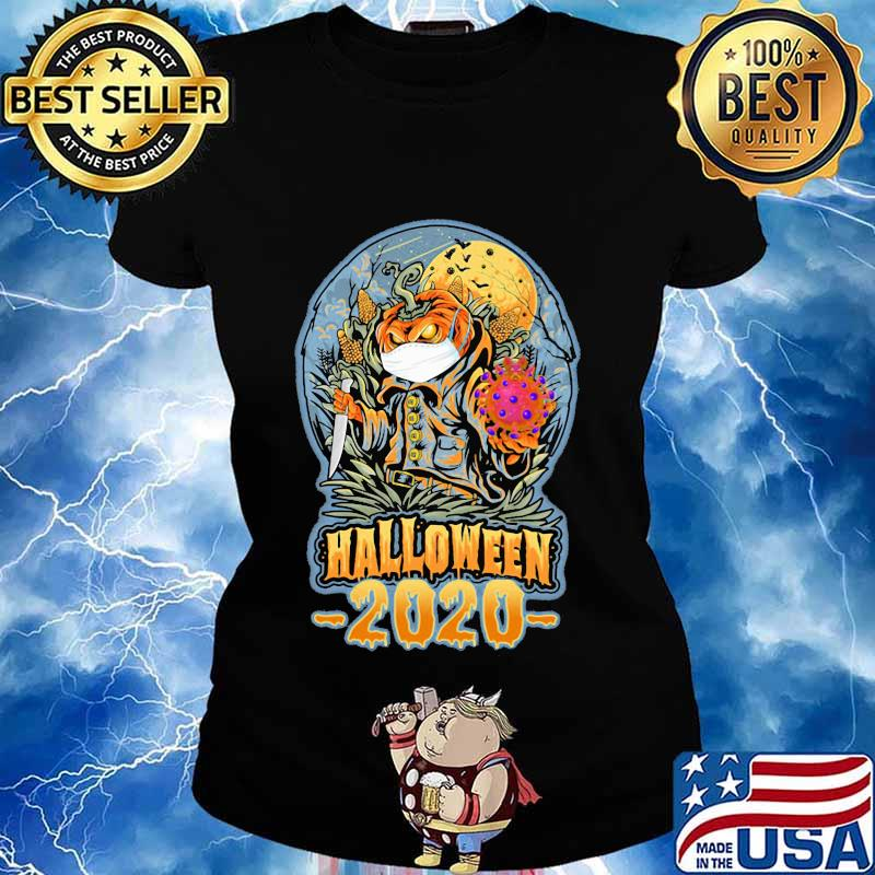 Best Halloween Mask Michael Myers 2020 Halloween michael myers pumpkin mask 2020 shirt, hoodie, sweater
