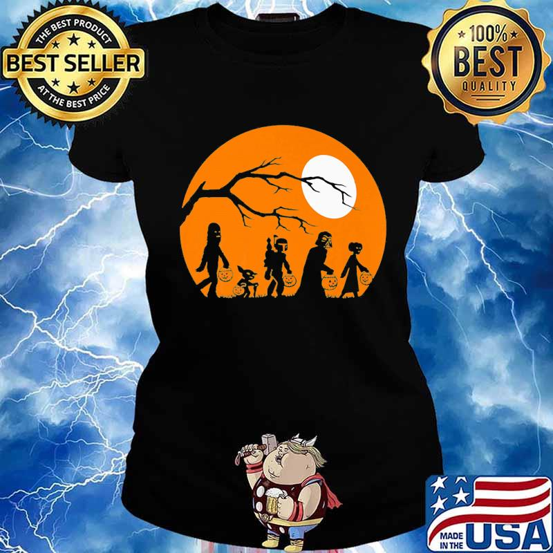 Tampa Bay Sunset Smile Halloween 2020 Happy halloween star wars pumpkin sunset shirt, hoodie, sweater