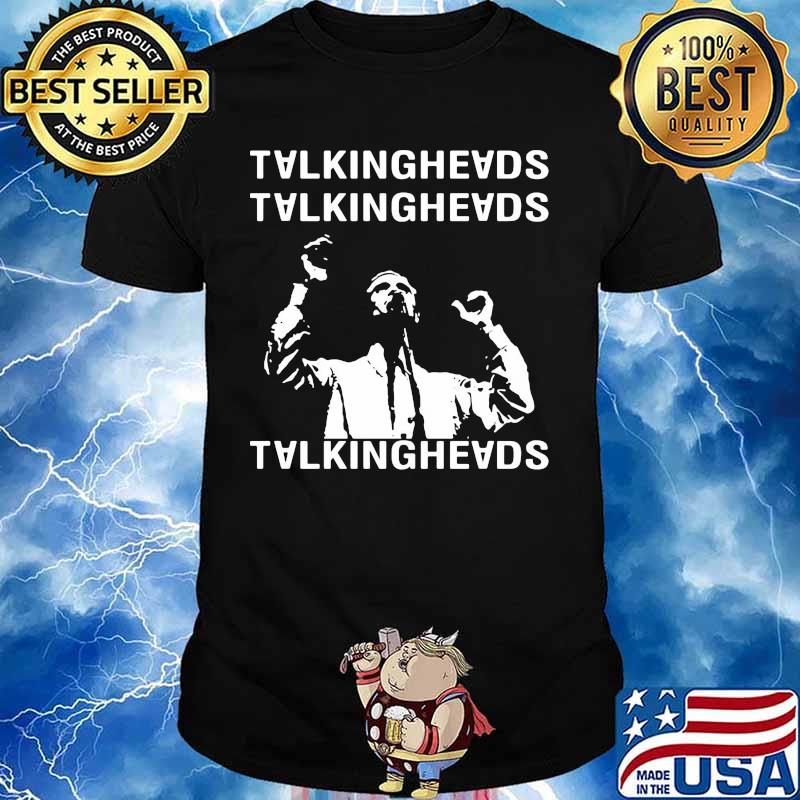 Talking Heads Band Singer Shirt Hoodie Sweater Long Sleeve And