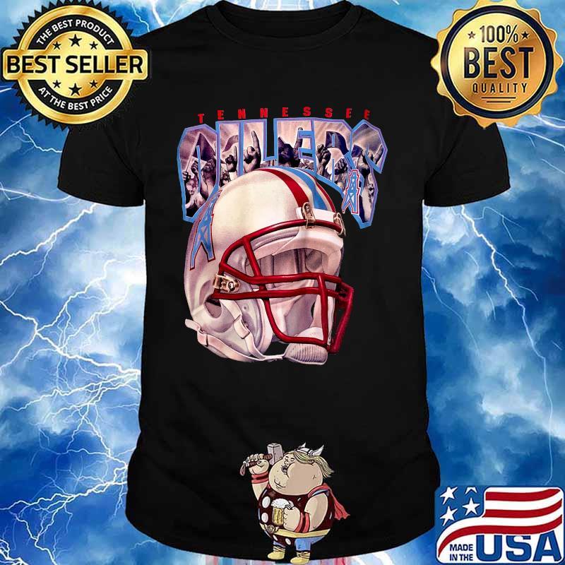 Tennessee Oilers Football Team Shirt Hoodie Sweater Long Sleeve And Tank Top
