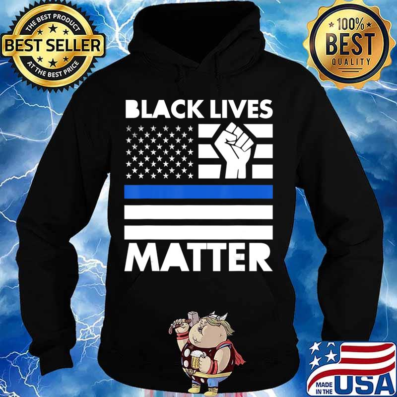 Black Life Matters protest racism BLM revolution movement T-Shirt Hoodie