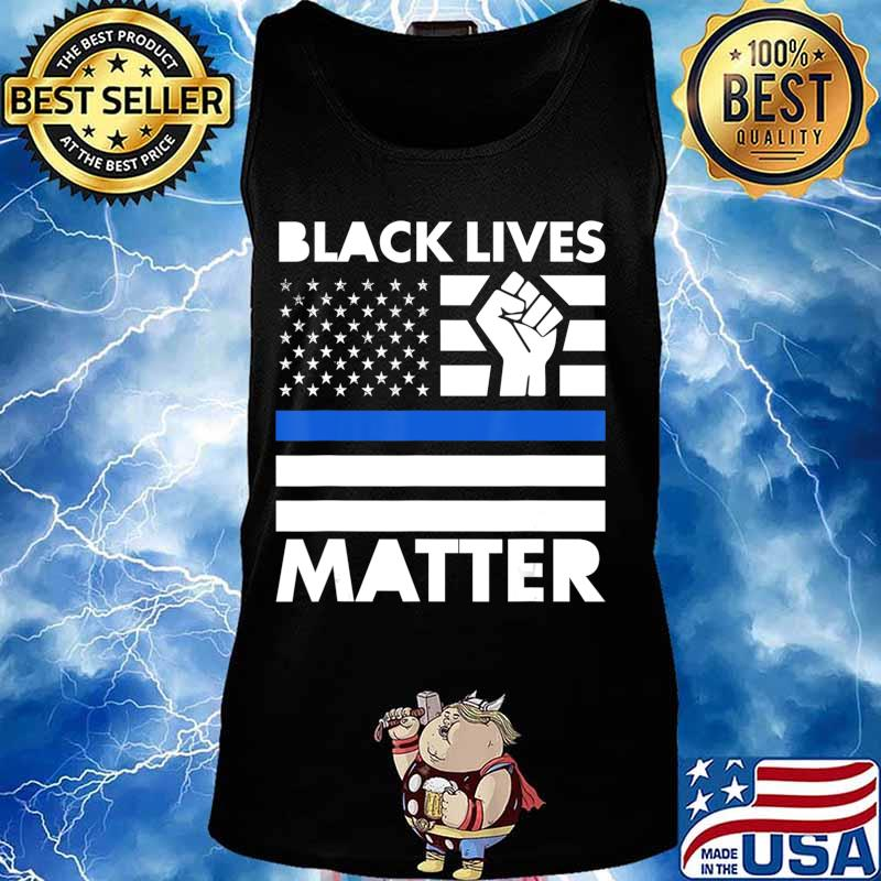 Black Life Matters protest racism BLM revolution movement T-Shirt Tank top