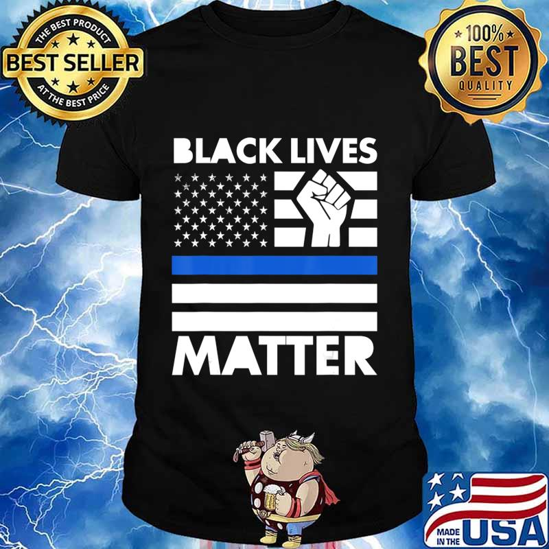 Black Life Matters protest racism BLM revolution movement T-Shirt