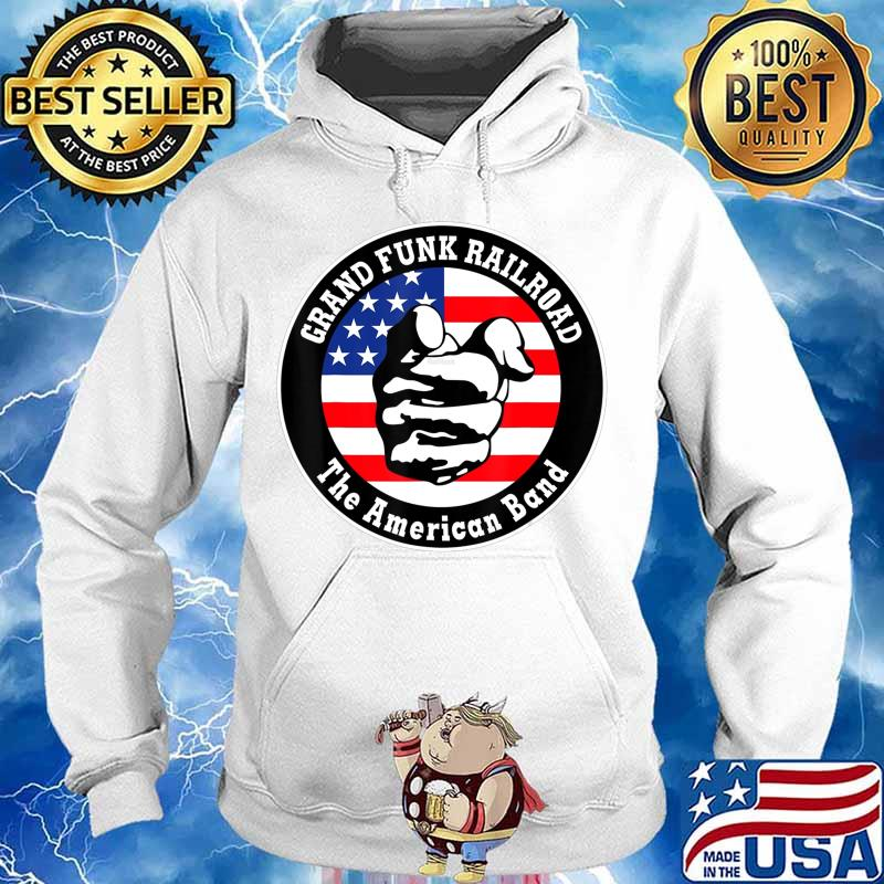 Grand Funk Railroad The American band T-Shirt Hoodie