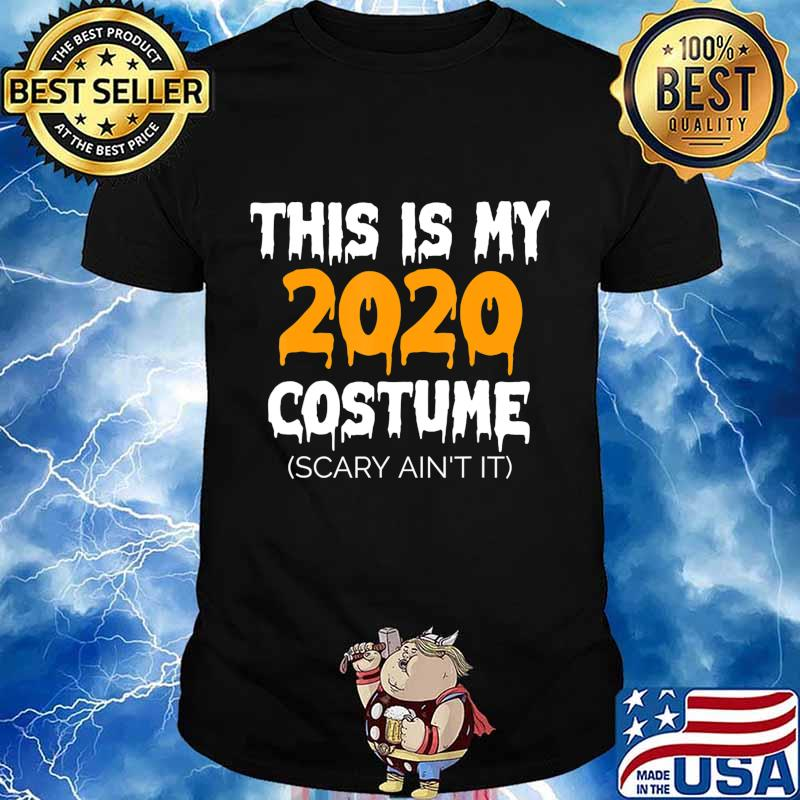 This Is My 2020 Costume - Funny Halloween Costume 2020 T-Shirt