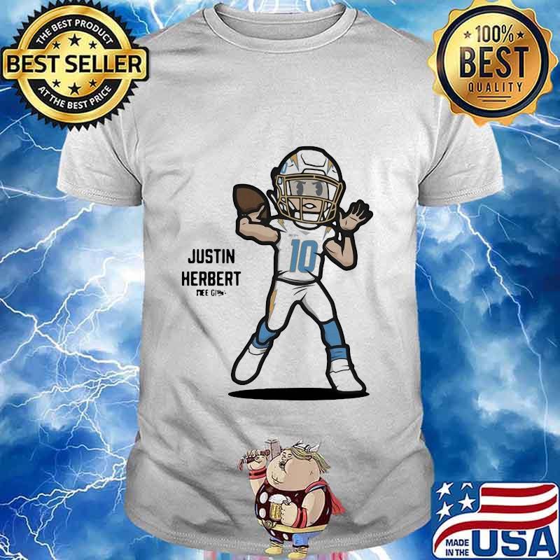 Los Angeles Dodgers Baseball Justin Herbert Shirt