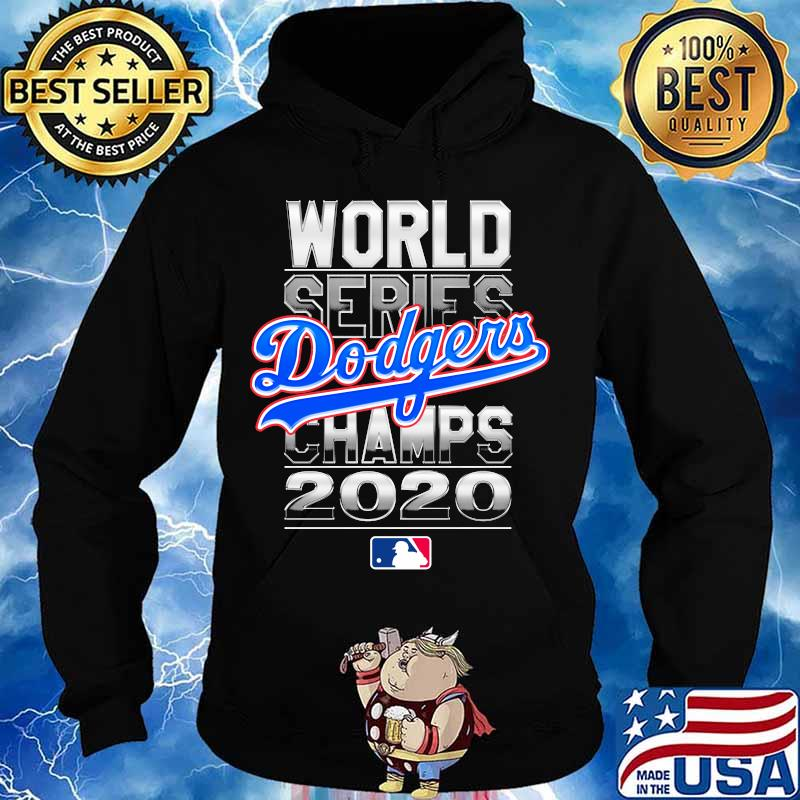 Los angeles dodgers baseball world series champions 2020 s Hoodie