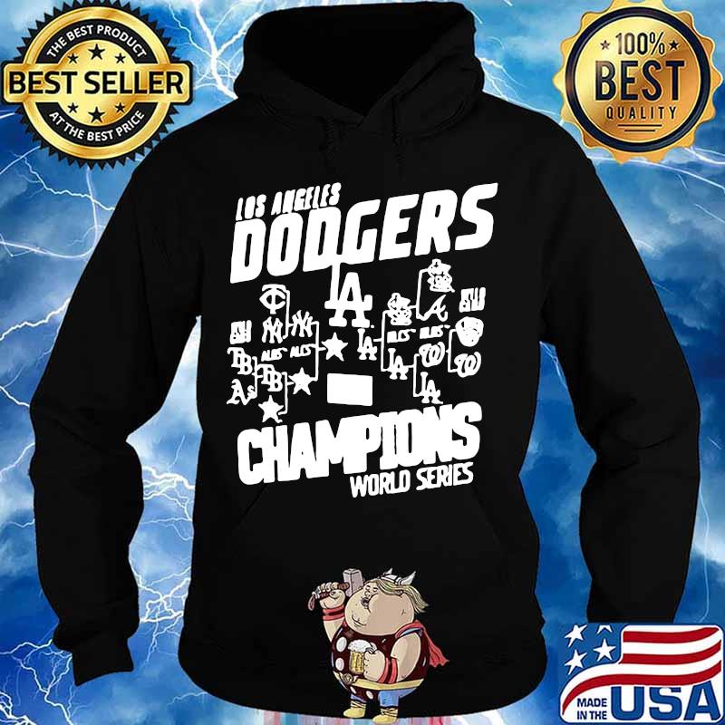 Los angeles dodgers champions world series 2020 s Hoodie