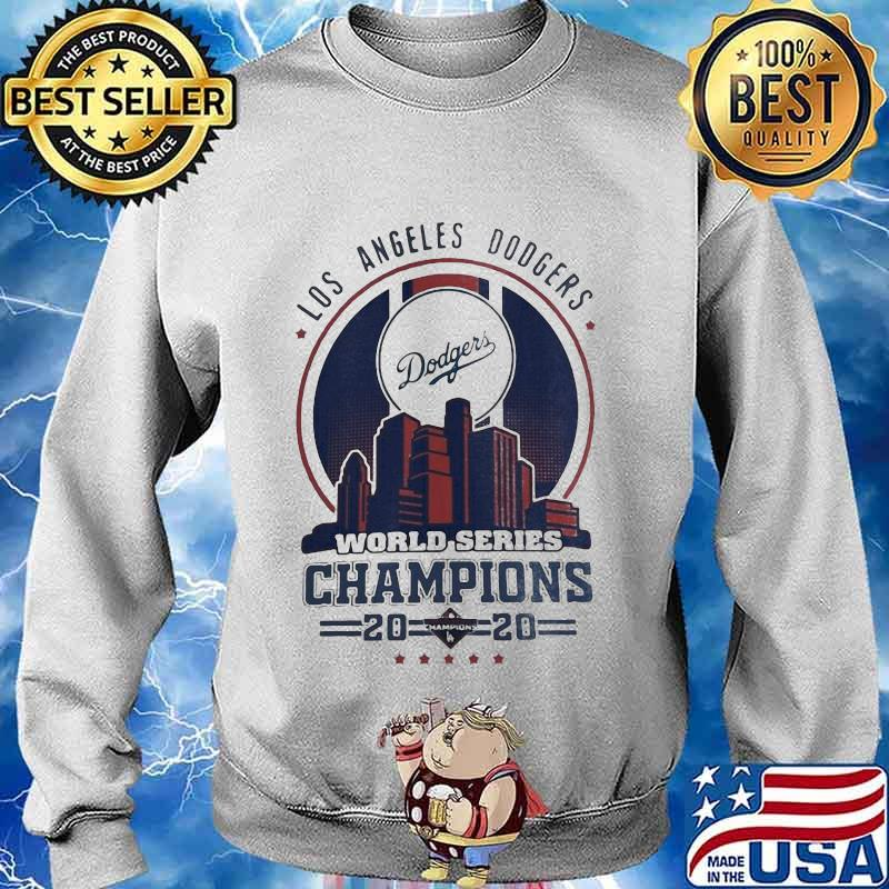 Los Angeles Dodgers City Champions World Series 2020 Shirt Sweater