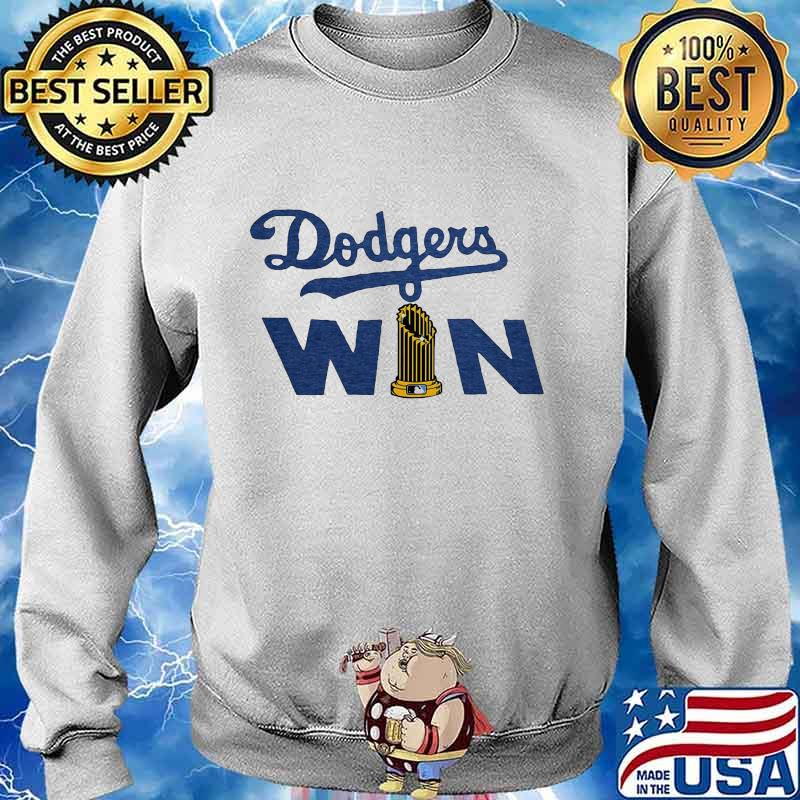 Los Angeles Dodgers Win Shirt Sweater