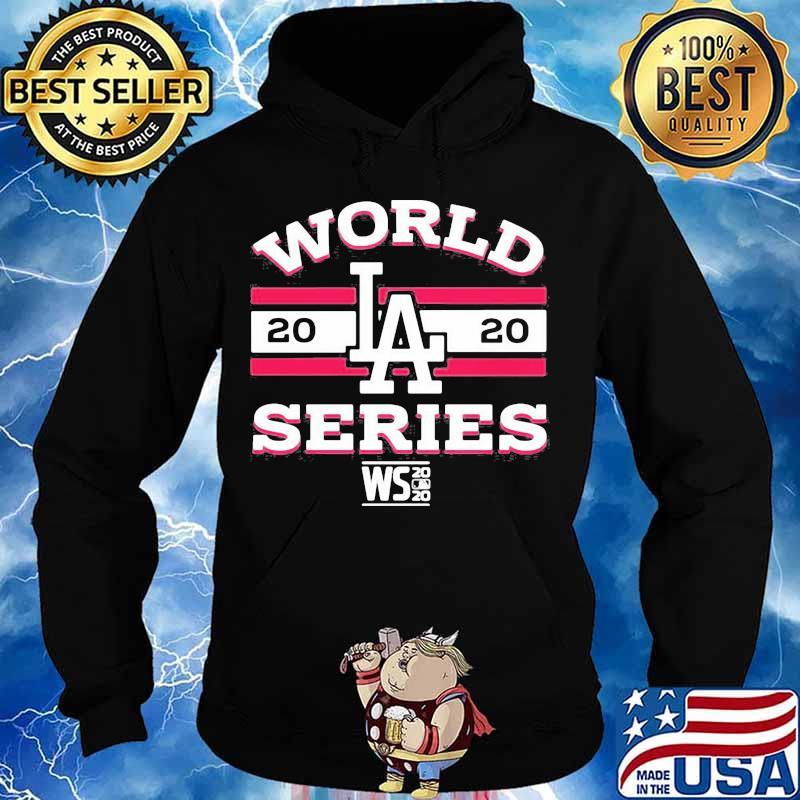 Los angeles dodgers world series 2020 champions ws s Hoodie
