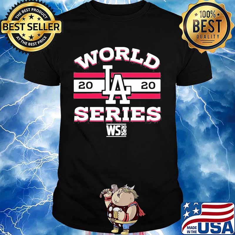 Los angeles dodgers world series 2020 champions ws shirt