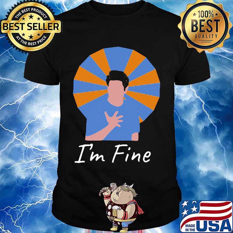 Official i'm fine 2020 shirt