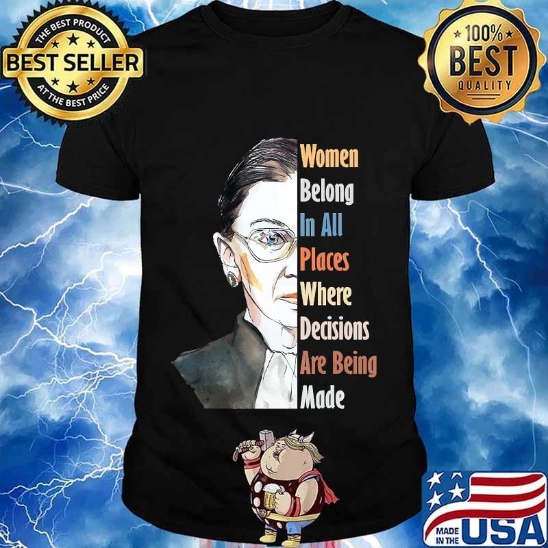Ruth Bader Ginsburg fan gift idea Vintage Notorious RBG