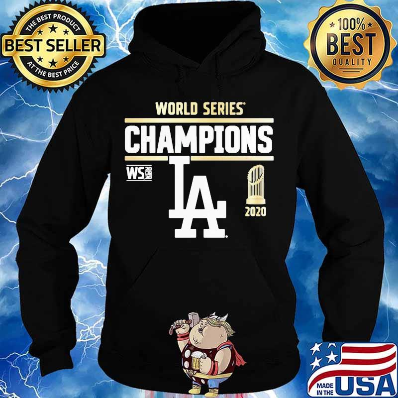 World series champions 2020 los angeles dodgers baseball s Hoodie