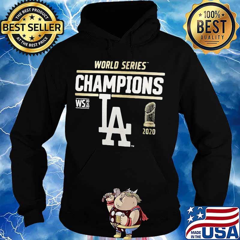 World series champions los angeles dodgers 2020 s Hoodie