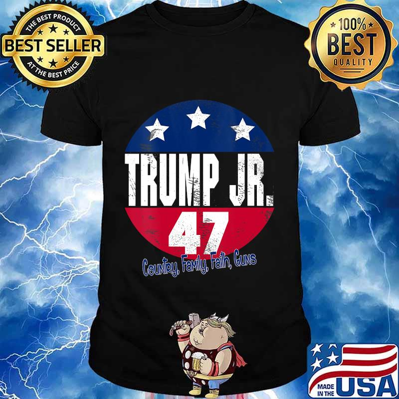 Donald trump jr. 2024 president republican 2024 election vintage shirt