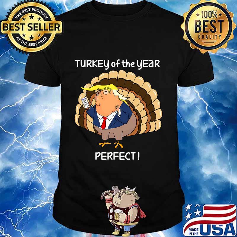 Donald trump thanksgiving day turkey shirt