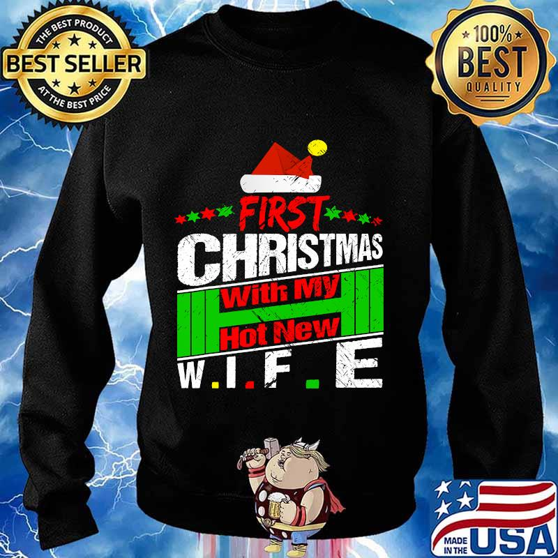 First christmas with my hot new wife s Sweater
