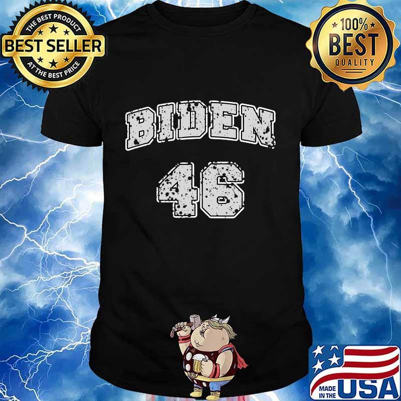 Joe biden president harris celebrate 46 elected shirt