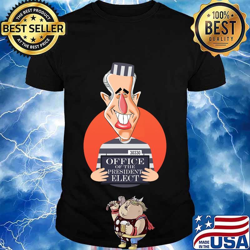 Office of the president-elect joe biden voter fraud 2020 shirt