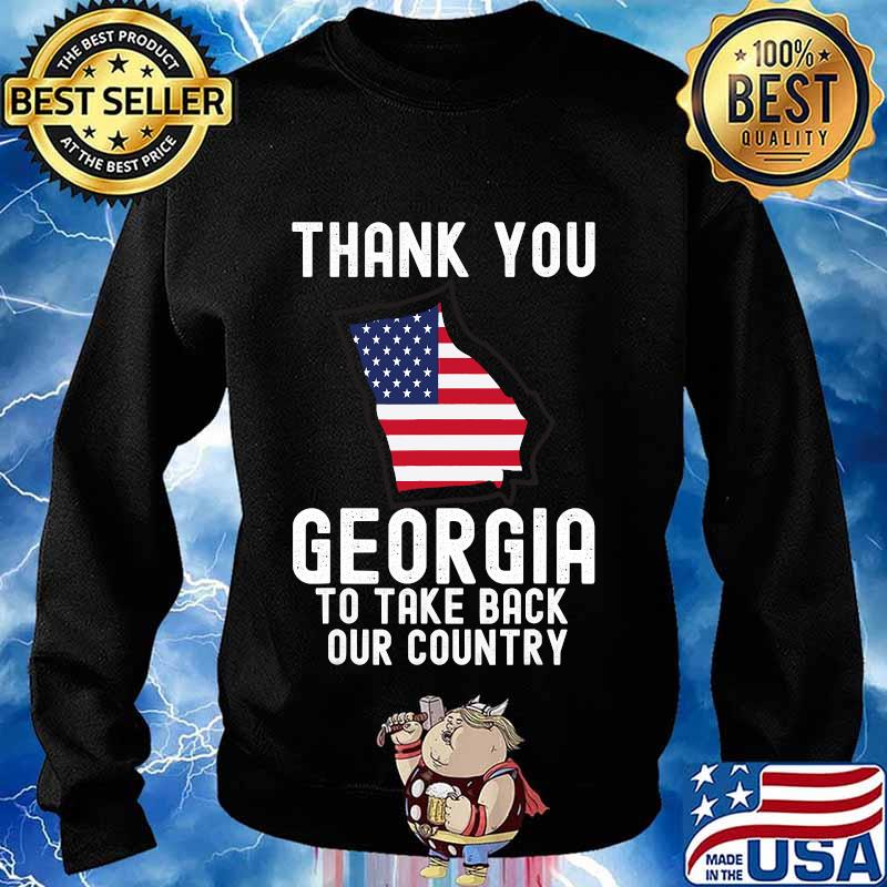 Thank you Georgia shirt