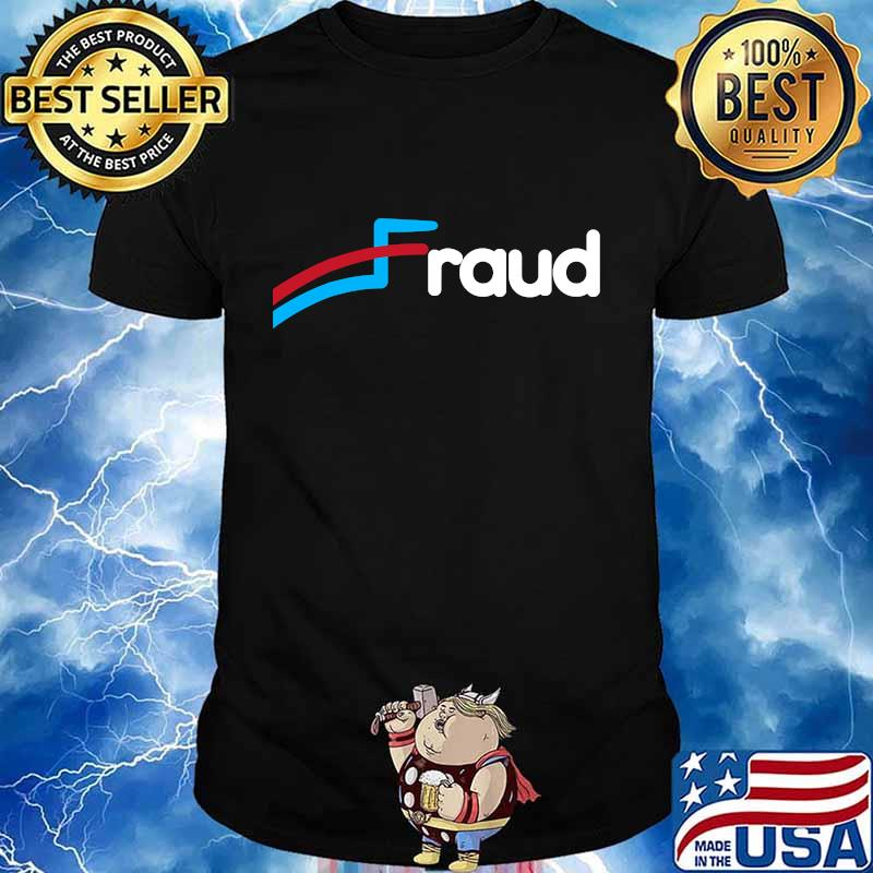 Voting fraud election 2020 vote counting error shirt