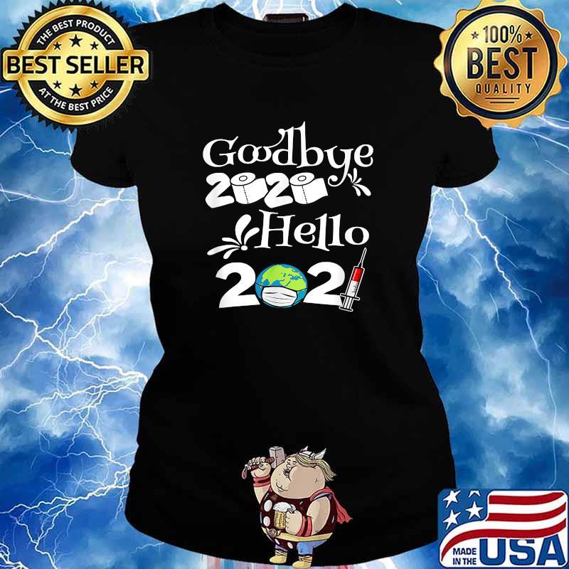 Goodbye 2020 Toilet Paper Hello 2021 Happy Vaccine Earth ...
