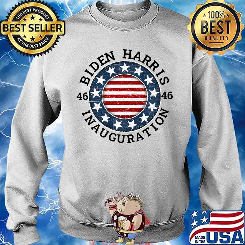 Biden Harris Presidential Inauguration 2021 Vintage T-Shirt