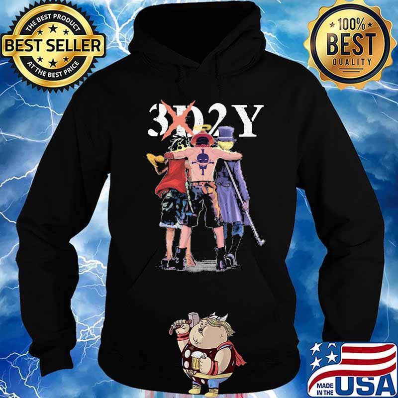 3d2y Portgas D Ace Legends One Piece Shirt Hoodie