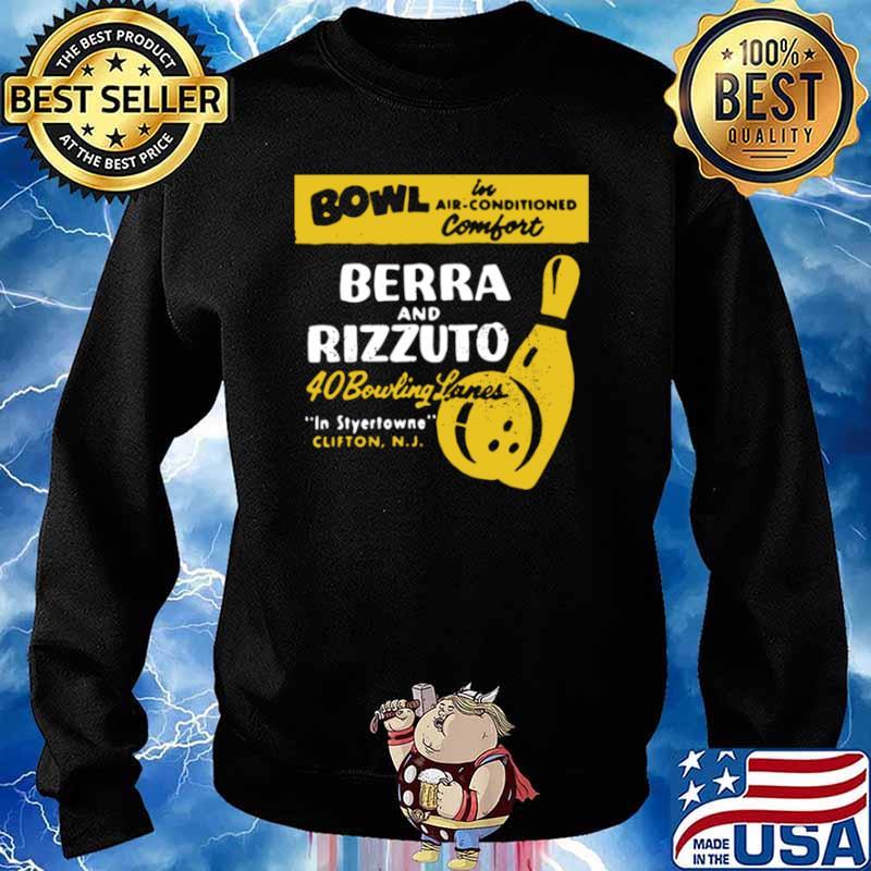 Bowl Berra And Rizzuto 40 Bowling Lanes shirt - Copy Sweater