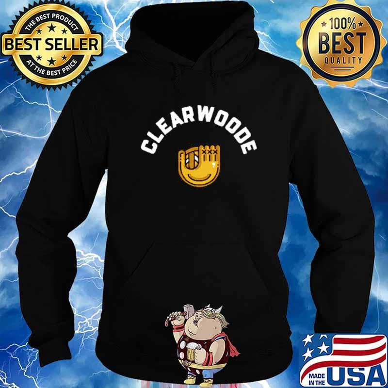 Clearwooder Baseball Philadelphia Phillies shirt - Copy Hoodie