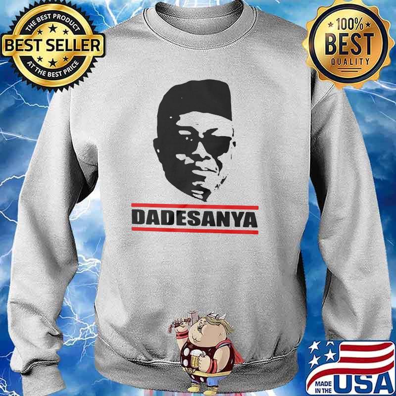 Israel Adesanya Dadesanya Sweater