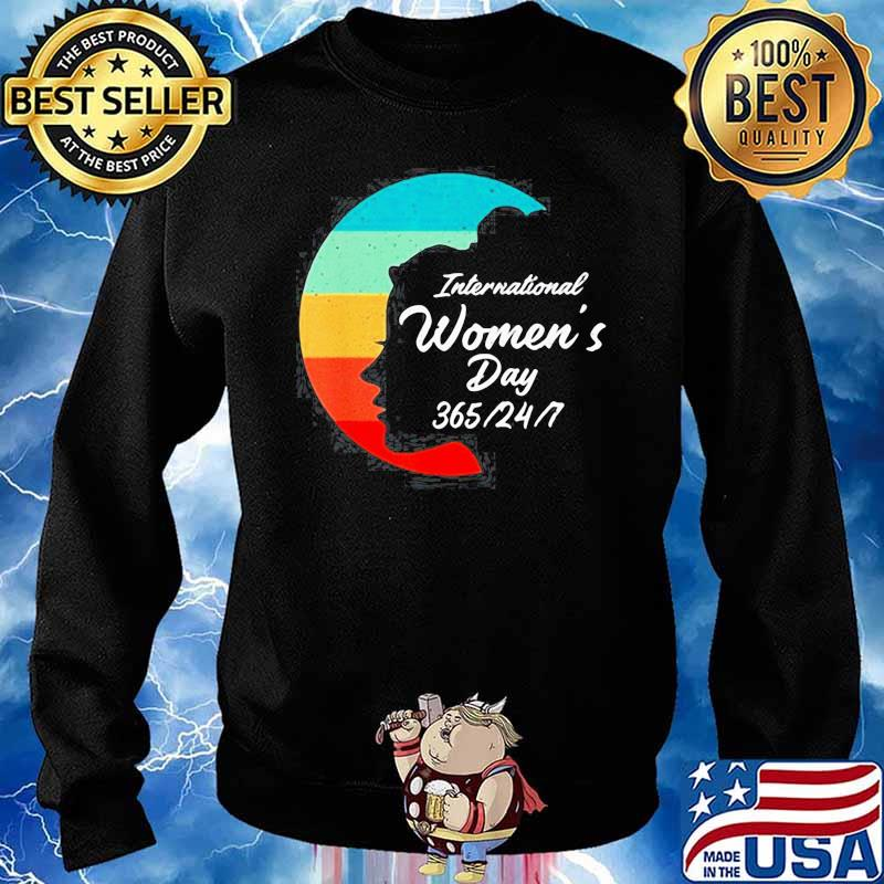 Vintage International Womens Day 8th March 2021 s Sweater