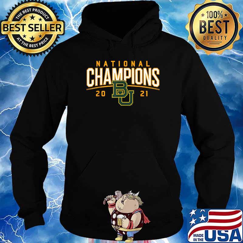 Baylor National Champions 2021 Shirt Hoodie