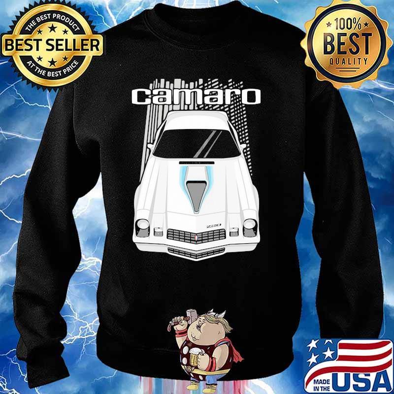 Camaro 2nd Generation 1977 To 1981 Shirt Sweater